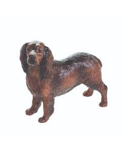 John Beswick Chocolate Cocker Spaniel Figurine