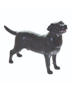 John Beswick Black Labrador Figurine