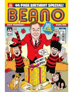 Beano 80th Issue