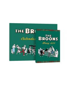 The Broons Diary & The Broons Calendar 2019