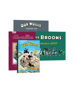 The Broons & Oor Wullie Ultimate Pack 2019