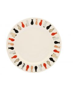 Ulster Weavers Cats in Waiting Dinner Plate