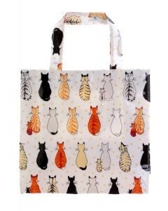 Ulster Weavers Cats in Waiting Small PVC Bag
