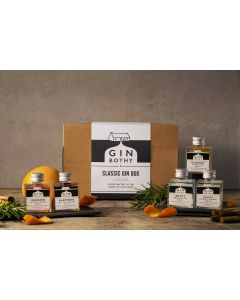 Gin Bothy Classic Tasting Box