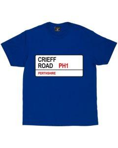 Crieff Road T-Shirt