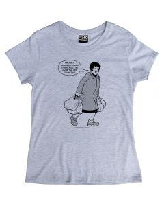 Daphne's Trachled Ladies T-shirt