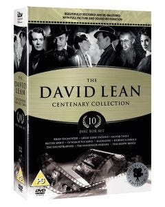 The David Lean Centenary Collection