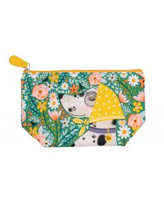 Ulster Weavers Dot Cosmetic PVC Bag