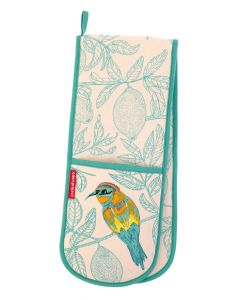 Eden Project Bee-eater Double Oven Glove