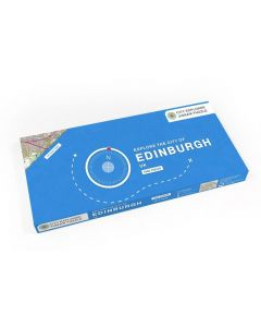 Edinburgh City Map Jigsaw