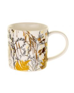 Ulster Weavers Clarissa Hulse Enchanted Forest Yellow Mug