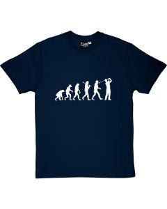 Evolution of Golf T-shirt