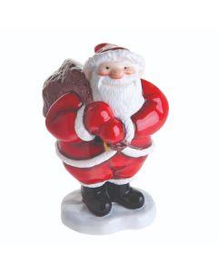 Father Christmas with His Sack