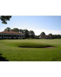 Downfield Golf Four Ball Voucher