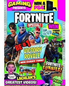 110% Gaming Presents Fortnite 2