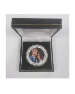 Royal Wedding Commemorative Coin