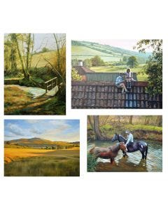 Gill Erskine Hill Summer Jigsaws Pack