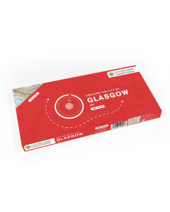 Glasgow City Map Jigsaw