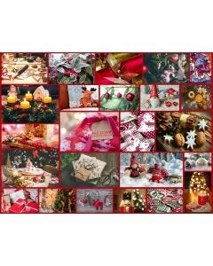 Happy Christmas Jigsaw Puzzle