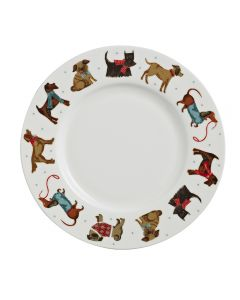 Ulster Weavers Hound Dog Dinner Plate