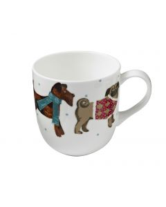 Ulster Weavers Hound Dog Mug
