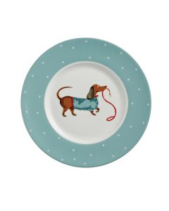 Ulster Weavers Hound Dog Side Plate