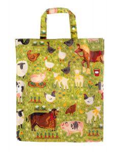 Ulster Weavers Jennie's Farm PVC Medium Bag