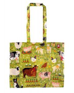 Ulster Weavers Jennie's Farm PVC Shoulder Bag