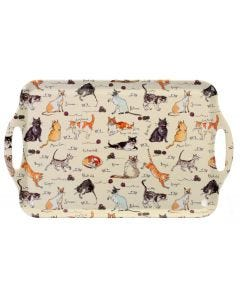 Ulster Weavers Madeleine Floyd Cats Large Tray