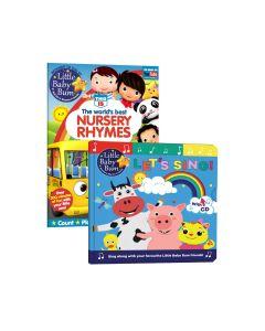 Little Baby Bum Activity Magazine & Book Pack