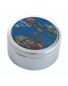 Monet - Water Lilies Trinket Box