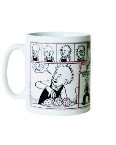Oor Wullie Comic Strip Mug
