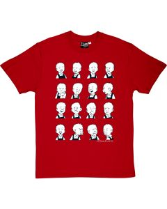 Oor Wullie's Expressions Mens T-shirt