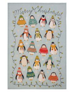 Ulster Weavers Penguin Lights Tea Towel
