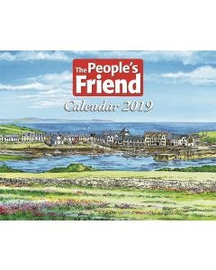 The People's Friend Calendar 2019