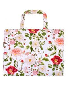 Ulster Weavers RHS Traditional Rose Canvas Shopper