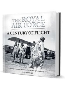 The Royal Air Force A Century of Flight Book