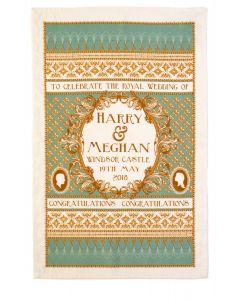 Ulster Weavers Royal Wedding Tea Towel Traditional