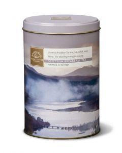 Scottish Breakfast Teabag Drum