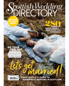 Scottish Wedding Directory Subscription