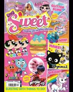 Sweet magazine subscription