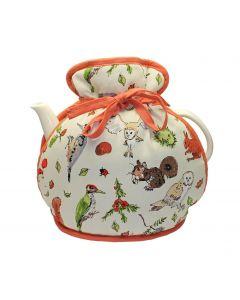 Ulster Weavers Madeleine Floyd Woodland Muff Tea Cosy