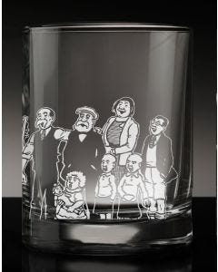 The Broons Singalong Crystal Tumblers