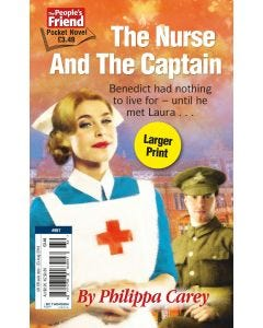 People's Friend Pocket Novel Subscription