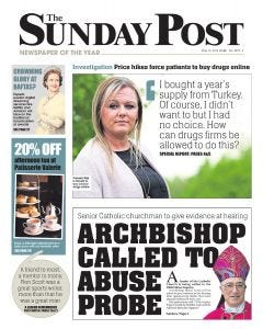 The Sunday Post Subscription - English Edition