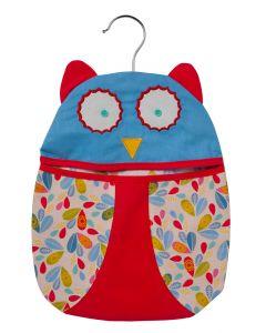 Ulster Weavers Owl Peg Bag