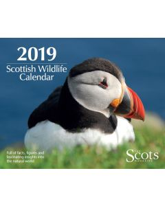 Scottish Wildlife Calendar 2019