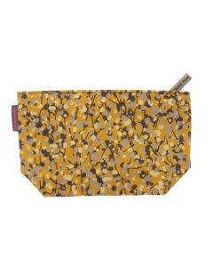 Ulster Weavers Clarissa Hulse Yellow Oil Cloth Wash Bag