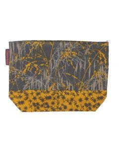 Ulster Weavers Clarissa Hulse Garland Yellow Oil Cloth Cosmetic Bag