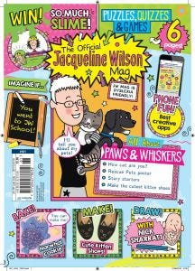 The Official Jacqueline Wilson Mag Subscription